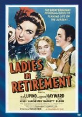 Ladies in Retirement 1941 DVD - Ida Lupino / Louis Hayward